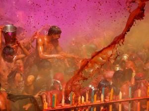 Colorful Places Color Festival