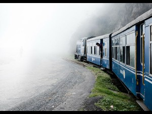 Top 5 Mountain Railways India