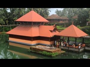 A Trip One Only Lake Temple Kerala