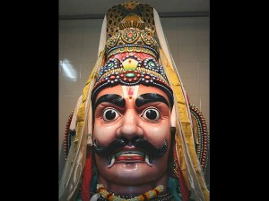 Koovagam Koothandavar Temple Pilgrimage Site Transgenders