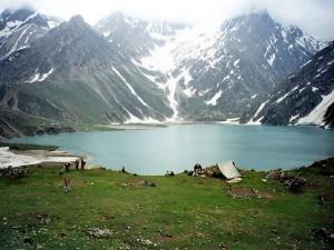 Sheshnag Sacred Lake With Stupendous Beauty
