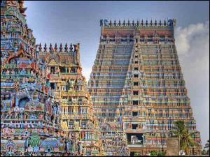 Srirangam The Biggest Functioning Temple India