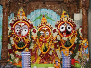Few Important Jagannath Temples Found India