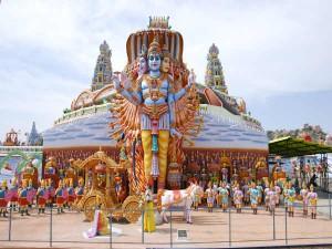 Kunda Satyanarayana Kaladhamam Surendrapuri Place Dedicate