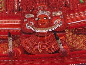 The Legend Muchilottu Bhagavathi Devi