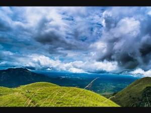 Spectacular Mountain Views From Kerala Hills