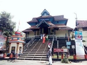 Aranmula Parthasarathy Temple Temple Built Arjuna