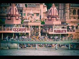 Parmarth Niketan An Ashram All
