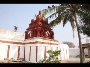 Karighatta Temple Another Chikka Tirupati Karnataka