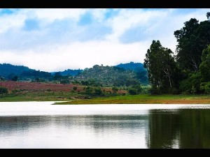 I Am Beautiful Lake Can You Visit Me