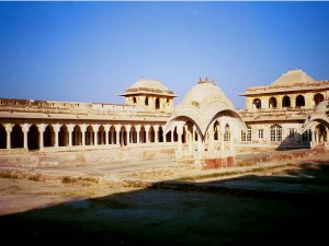 The Sand Dunes Village Khimsar In Rajasthan