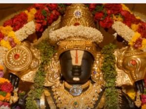 Tirupati Sri Venkateswara Swamy Temple