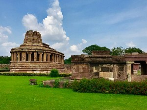 Topmost Instances Of Rock Cut Monuments Which Are Unparalleled