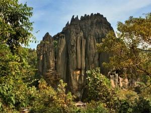 Yana Bhairaveshwara Peak