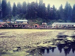 Tresure In Kamrunag Lake Himachal Pradesh