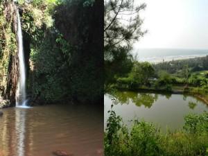 Apsarakonda Waterfalls In Uttara Kannada
