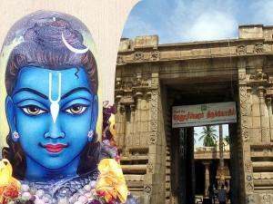 Dhenupureeswarar Shiva Temple Tambaram