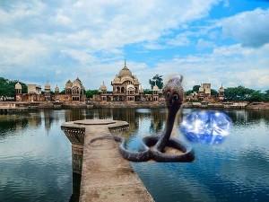 Mysterious Kusum Sarovar In Mathura Uttar Pradesh