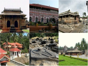 The Ancient Temples Of Sagar And Sirsi