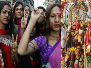 Kuttantavar Temple Tamilnadu Where Transgender Marry Aaravan