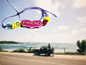 Road Trip With Friends On Friendship Day
