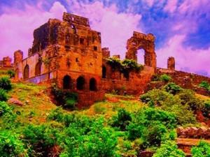 Visit Once Kondaveedu Fort