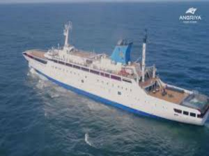 India S First Luxury Cruise Ship Angriya From Mumbai To Goa Timings Ticket Price And Specialities