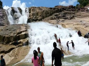 Kuntala Waterfalls In Telangana