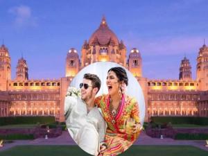Umaid Bhawan Palace Wedding Destination Priyanka Chopra