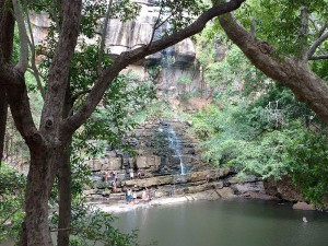 Mallela Theertham Waterfalls Srisailam Attractions Timing