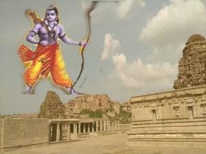 Places Connected Ramayana Hampi