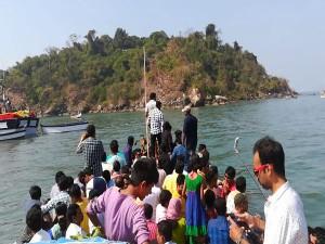 Kurumgad Island Karwar Attractions How Reach