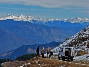 Attractions Patnitop Hilltop Jammu Kashmir