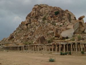 Sule Bazaar Hampi History Attractions How Reach