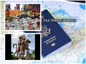 Temples In India That Solve Visa Issues