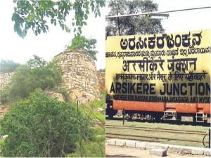 Garudanagari Hill Fort Arasikere History Attractions How