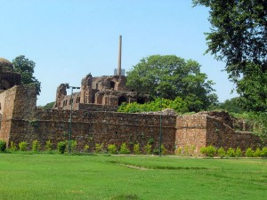Things Know About Mysterious Feroz Shah Kotla Ferozabad