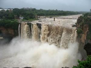 Gokak Waterfall Belgaum Attractions How Reach