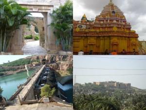 Places Visit And Around Savadatti Belgaum