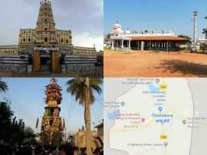 Places Visit Challakere Chitradurga