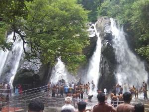 Five Falls Tenkasi Attractions Timings How Reach