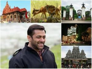 Salman Khan Promote Madhya Pradesh Tourism