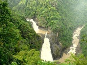 Magod Falls Uttara Kannada Attractions How Reach