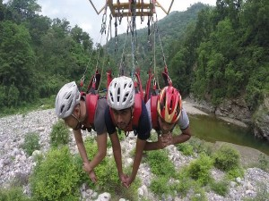 Flying Fox Adventures Sport In Rishikesh Activities And How