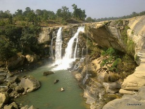 Akuri Nala Falls Koriya Chhattisgarh Attractions And How T