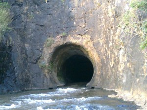 Anchuruli Tunnel Waterfalls Idukki Attractions And How To