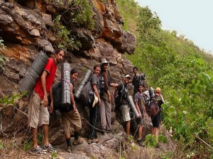 Nagalapuram Falls Trekking Attractions And How To Reach