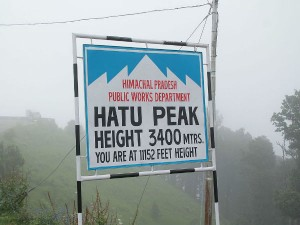 Hatu Peak Shimla Attractions And How To Reach