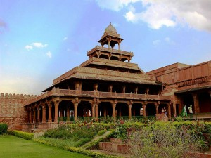 Panch Mahal In Fatehpur Sikri Attractions And How To Reach