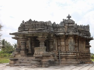 Hindu Temples In Hassan District